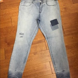 Size 16 jeans from Target